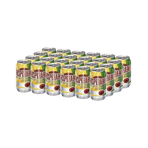 Desperados Cerveza - Caja de 24 Latas x 330 ml - Total: 7.92 L