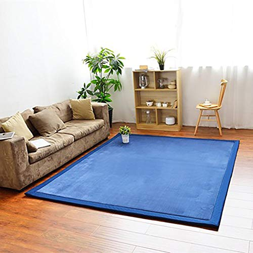%23 OFF! Children Play Crawling Mat,Thicken Not-Slip Coral Fleece Baby Safe Rugs,Yoga Mat Exercise P...