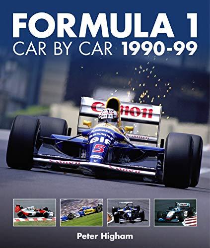 Formula 1 Car by Car 1990-99