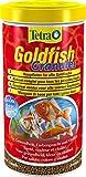 Tetra ALIMENTO GRANULOS Peces Estanque Acuario Goldfish GRANULES 1 LT