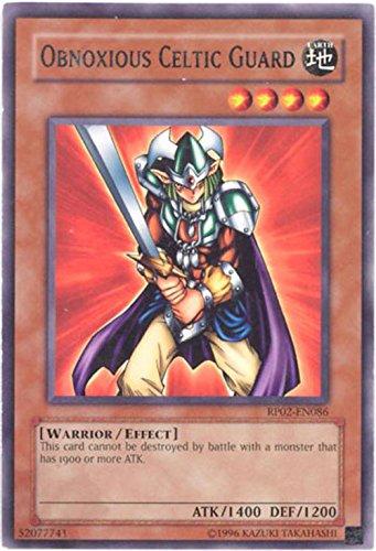 Yu-Gi-Oh! - Obnoxious Celtic Guardian (RP02-EN086) - Retro Pack 2 - Unlimited Edition - Rare