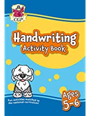 New Handwriting Activity Book for Ages 5-6: Perfect for Catch-Up and Home Learning