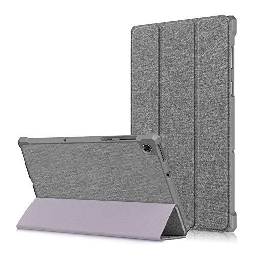 Acelive Hülle Case Schutzhülle für Lenovo Tab M10 FHD Plus 10.3 Zoll Tablet TB-X606F TB-X606X mit Soft TPU Rückseite Abdeckung