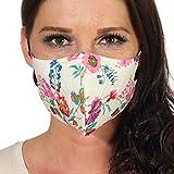 Mundmasken Mundschutz Staub Gesichtsmaske Schutzmaske Maske in Gemischten Farben für Sport Training 300 (Einheitsgröße, 3 Stück)