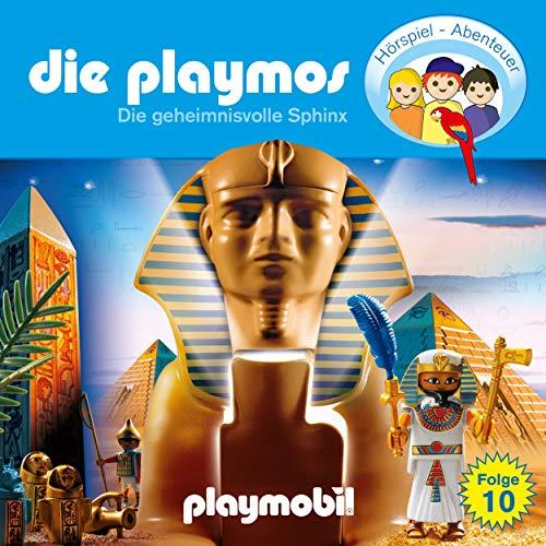 Die geheimnisvolle Sphinx. Das Original Playmobil Hörspiel Titelbild