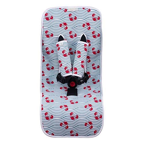 JANABEBE housse universal couverture pour poussette (Crabby)
