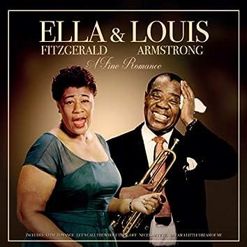 Ella & Louis -  A Fine Romance