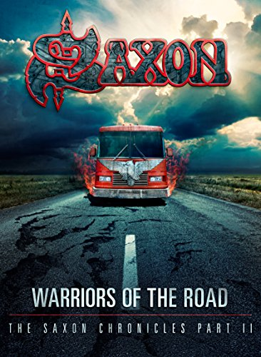 Warriors Of The Road The Saxon Chrinicles Part Ii (2Dvd+Cd+54 Pages Booklet)