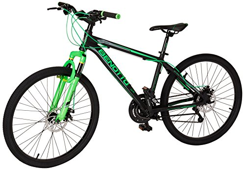 bicicleta r24 niño fabricante Benotto