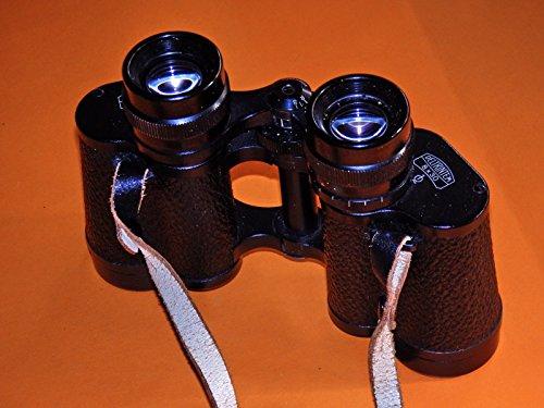 Carl Zeiss Jena deltr INTEM 8x 30Q1Prismáticos con funda Binoculars Field Glasses + Case # # medio-hecha juguete # # Top coleccionistas pieza # # analógica Technique by Photo Flash # #