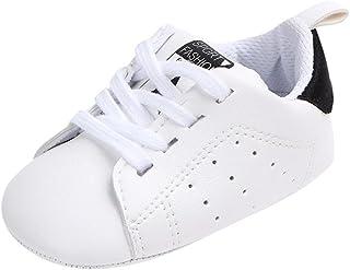 UOMOGO Scarpine neonato Primi Passi Sneaker Bambini e Ragazze Estate Bambina Scarpe Sandalo 3 a 18 Mesi - Casual