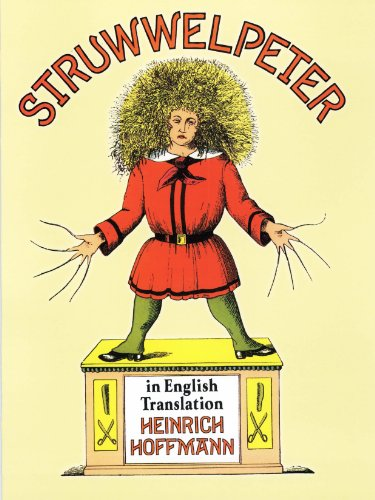 Struwwelpeter in English Translation (Dover Children\'s Classics) (English Edition)