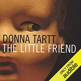 The Little Friend                   By:                                                                                                                                 Donna Tartt                               Narrated by:                                                                                                                                 Laurel Lefkow                      Length: 24 hrs and 22 mins     44 ratings     Overall 4.1
