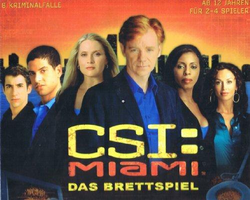 CSI Miami - Das Brettspiel