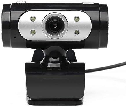 Linbing123 Webcam HD 720P, Webcam USB Desktop e Laptop, Mini Plug And Play Videocamera per videochiamate, Microfono Incorporato, Fotocamera per Computer - Trova i prezzi più bassi