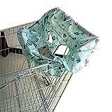Supermercado plegable Supermercado Elástico Portátil para niños Silla de comedor Mantenga limpio Compras Cartel de viaje Cojín Aparto de la cubierta Cubierta de la compra de la compras Cubiertas de as