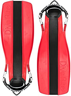Dive Rite XT Fins with Stainless Steel Spring Straps