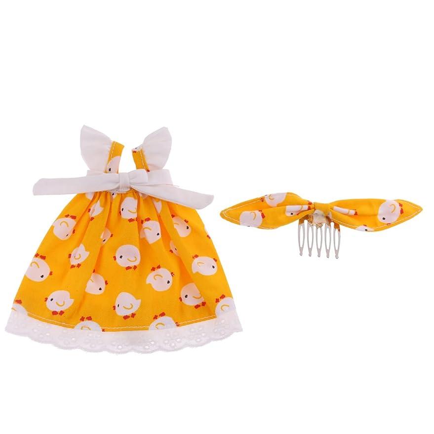 受信機日記定期的布材質 1/6人形服 人形スカート ドールドレス ドールアクセサリー 3色選ぶ - #1