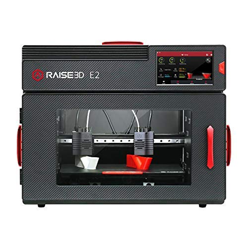 4 spools of 3D Printlife Filament Bundled with The Raise3D E2 3D Printer w/IDEX