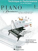 Piano Adventures: Level 3 - Technique & Performance