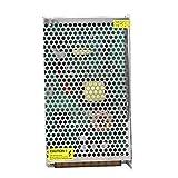 Riuty transformateur d'alimentation Interrupteur Transformateur, transformateur Adaptateur pour transformateur 110V Transformateur à Pont Entier PWM S-12V-240W-20A