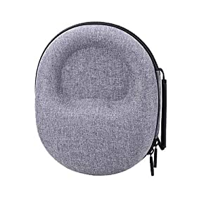 Aenllosi Hard Carrying Case for Audio-Technica ATH-M20x/M30x/M40x/M50x/M60x Professional Studio Monitor Headphones