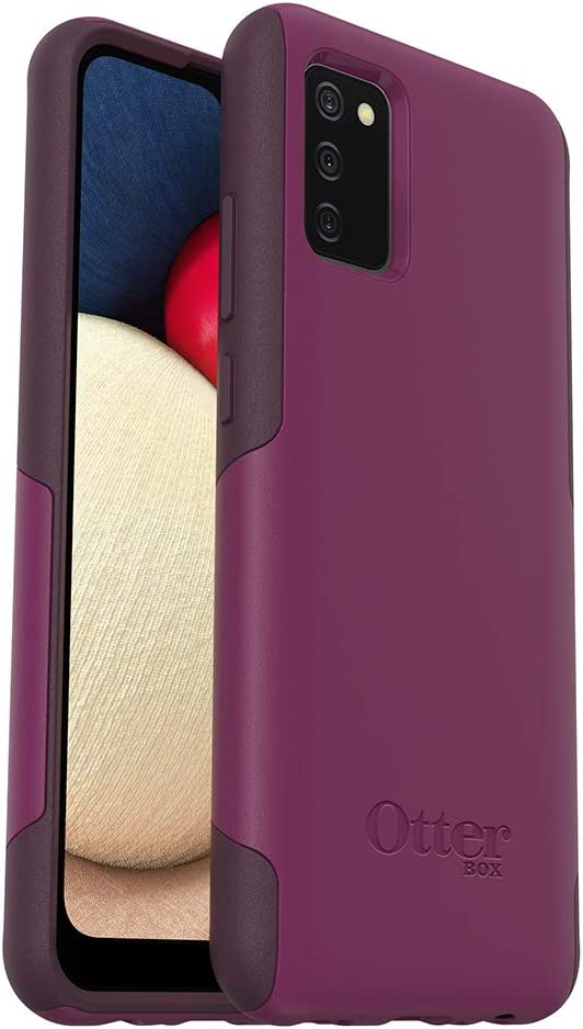 OtterBox Commuter LITE Series Case for Samsung Galaxy A02S - Violet Way