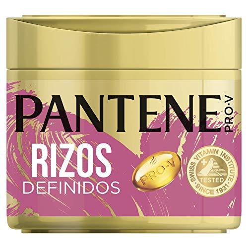 Pantene Rizos Definidos Mascarilla Hidrata para Conseguir Unos Rizos Sedosos y Definidos - 300ml