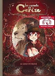livre Les Carnets de Cerise T01: Le zoo pétrifié