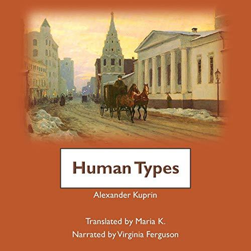 Couverture de Human Types