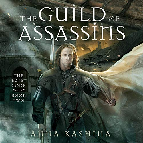 The Guild of Assassins  By  cover art
