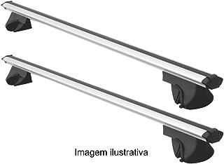 Racks Para Longarinas Alpha Aluminium 03 Cinza (1,26 M) - Eqmax
