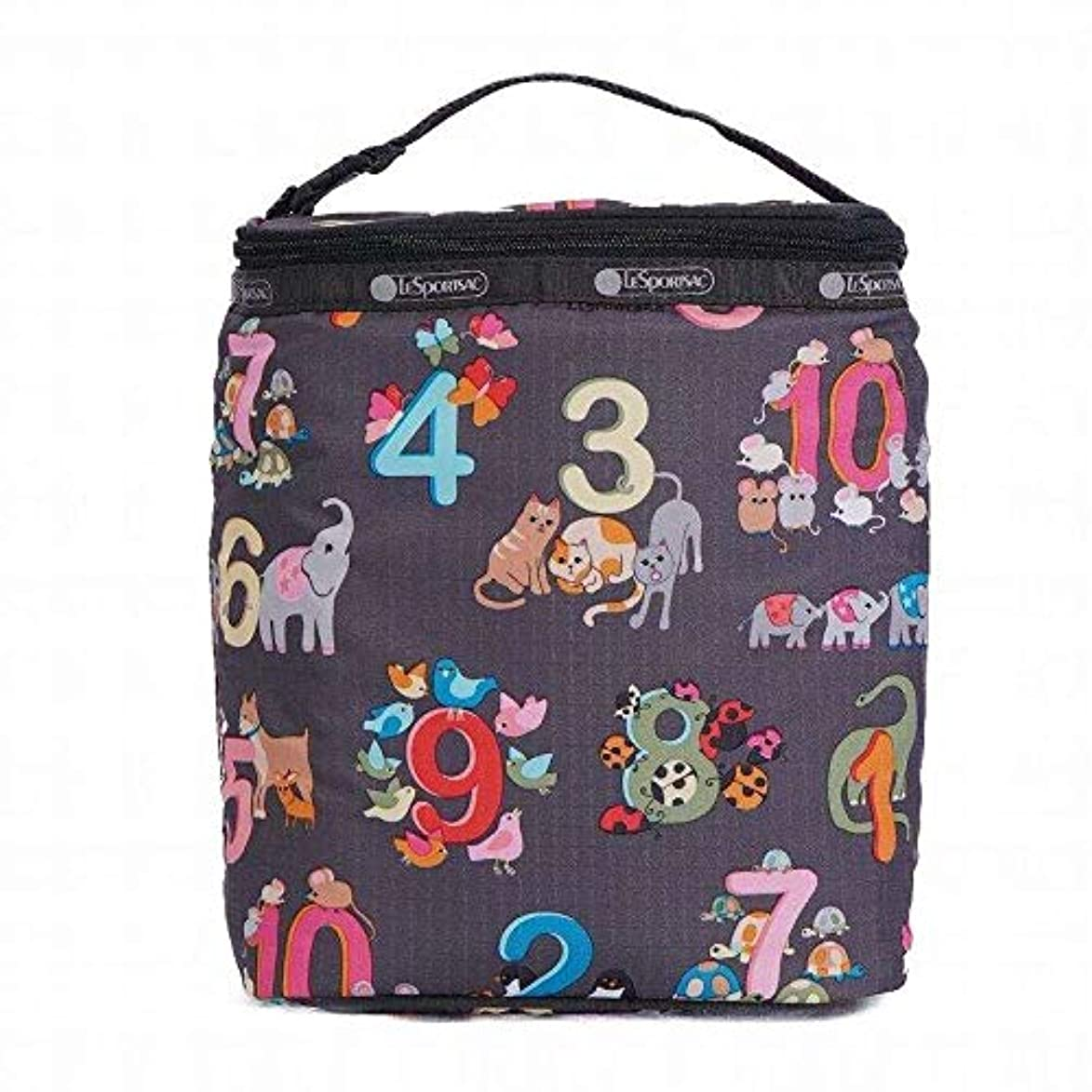 カウンターパート耐えられる故意のLeSportsac 保冷トートバッグ DOUBLE BOTTLE BAG 4267 レディース ADD IT UP E229 LeSportsac [並行輸入品]