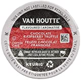 van houtte chocolate raspberry truffle single serve keurig certified recyclable k-cup pods for