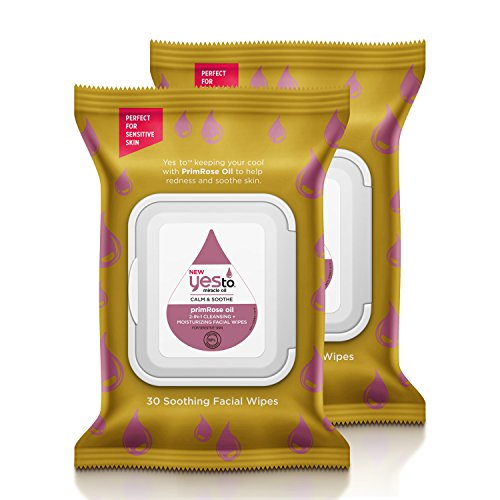 Yes to Miracle Oil Primrose Oil 2 in 1 Wipes