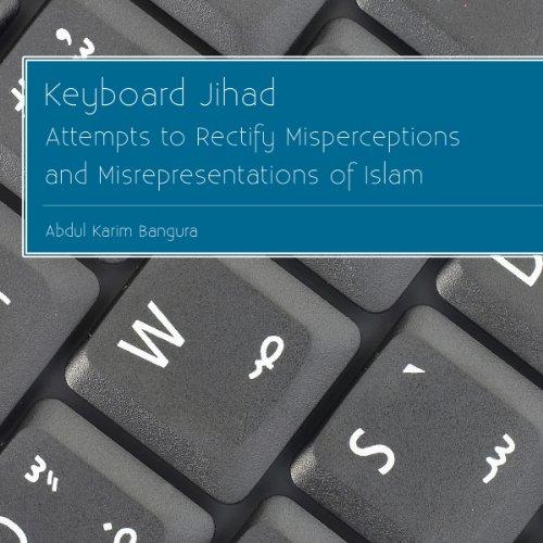 Keyboard Jihad audiobook cover art