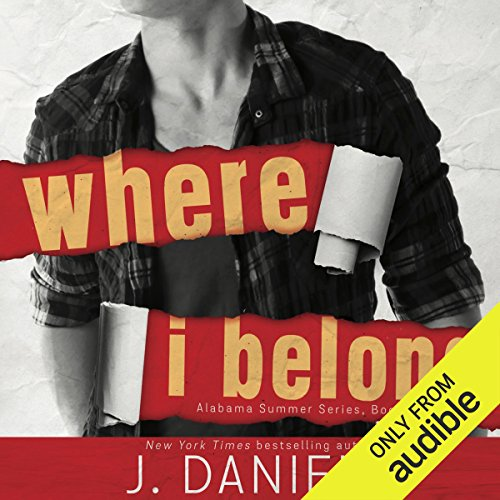 Where I Belong audiobook cover art