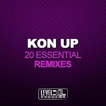 Kon Up 20 Essential Remixes