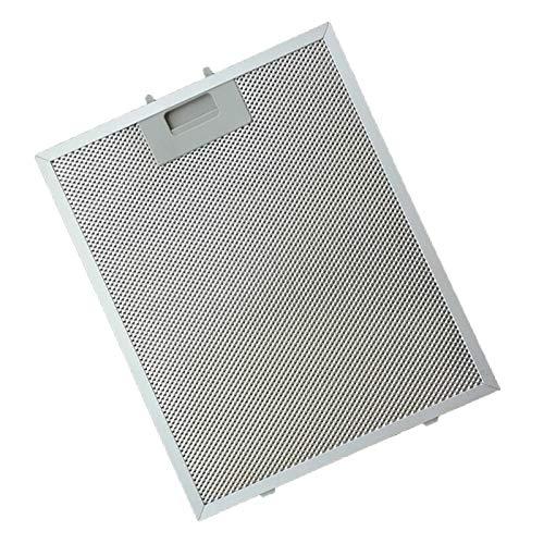 レンジフードフィルター排気フードメタルダストフィルタークッカーフードメッシュフィルター金属グリースフィルター (Specification : 273X333 three layer)