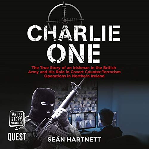 Charlie One cover art
