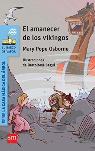 El amanecer de los vikingos (El Barco de Vapor Azul)