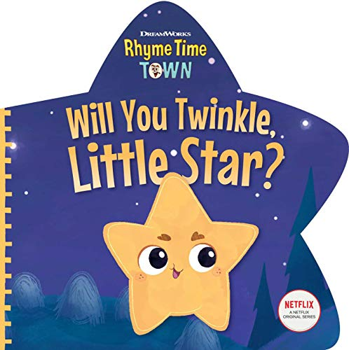 Will You Twinkle, Little Star? (Rhyme Time Town)