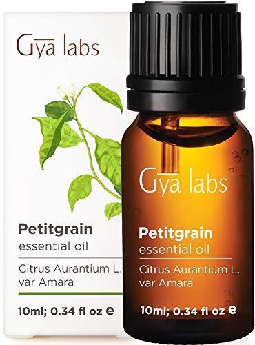 Aceite esencial de Petitgrain - Una limpieza profunda y serena para un sueño tranquilo (10 ml) - Aceite de Petitgrain de grado terapéutico 100% puro