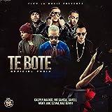 Te Boté (Remix) [Explicit]