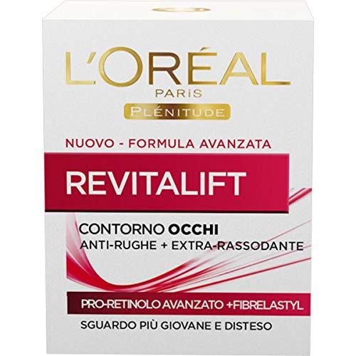 L Oréal Paris Revitalift Contorno Occhi, Pro-Retinolo Avanzato, 15ml