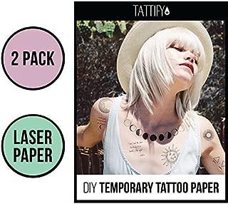 Best temporary tattoo diy paper Reviews