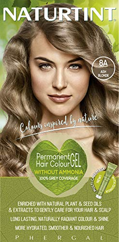 NATURTINT Permanent 8A Ash Blonde, 200 g