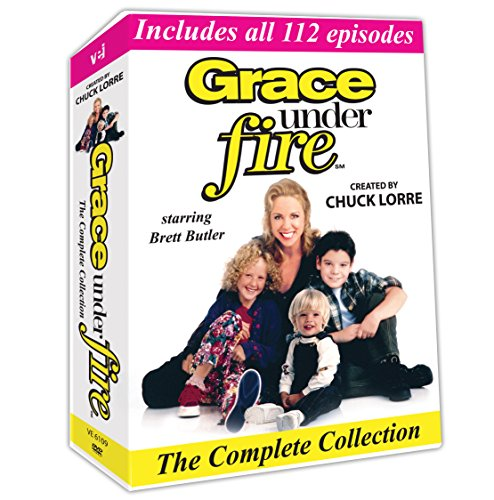 Grace Under Fire//The Complete Collection