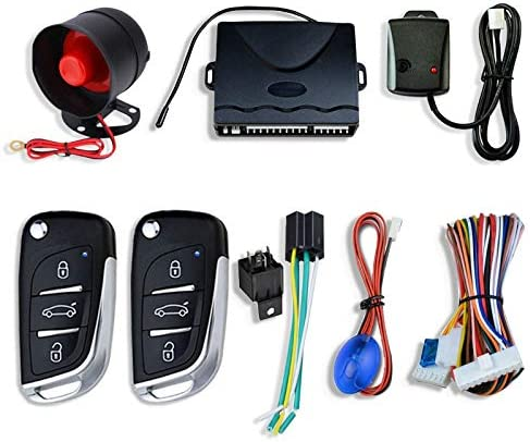 YIWMHE Central Locking Auto Car with Alarm Immobilizer Ranking TOP10 Max 83% OFF Ho System
