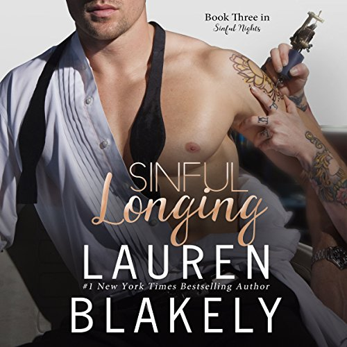 Sinful Longing audiobook cover art